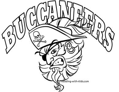 Mascot Coloring Pages