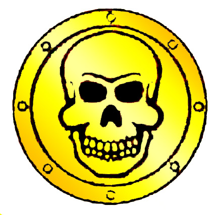 Pirate Coin Sheet