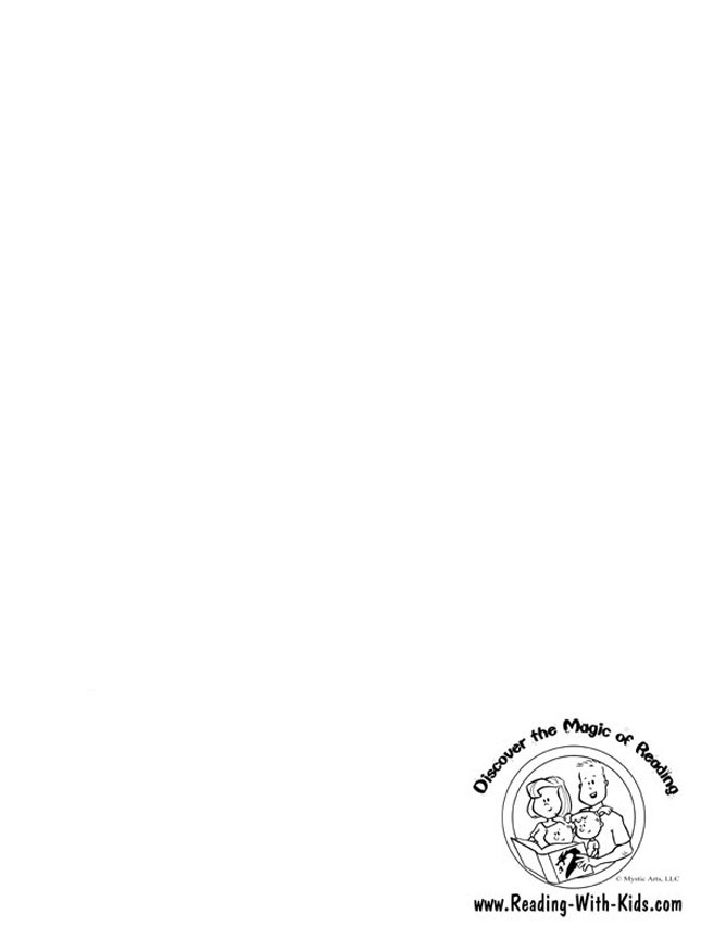 Invisible Man Coloring Page